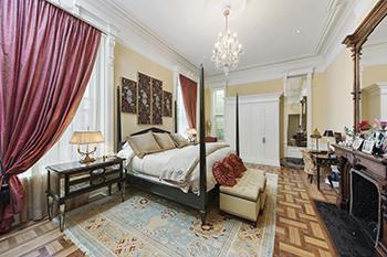 118 Remsen Master Bedroom