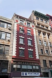 31 W 26 facade