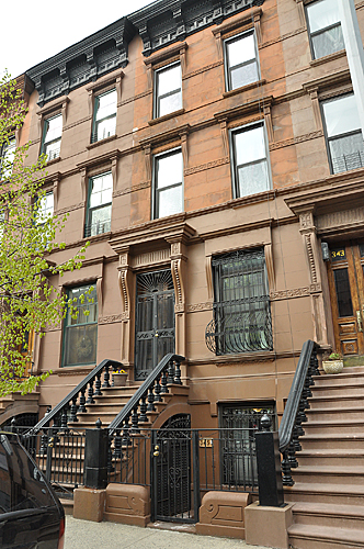 New york townhouses new exclusive listings open house for Manhattan townhouse for sale