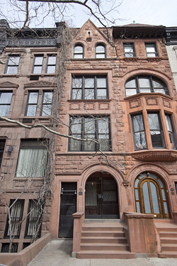 Townhouse for sale 159 west 88th street townhouse for sale for Townhouse for rent nyc
