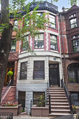 Townhouse for sale 31 west 95th street townhouse for for Townhouse for rent nyc