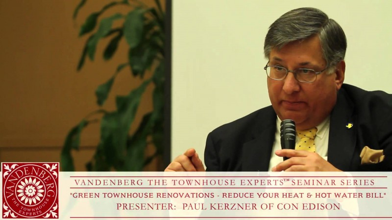 Townhouse Video: Green Townhouse Tip #2