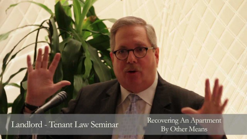Townhouse Video: Landlord-Tenant Law for Townhouse Owners