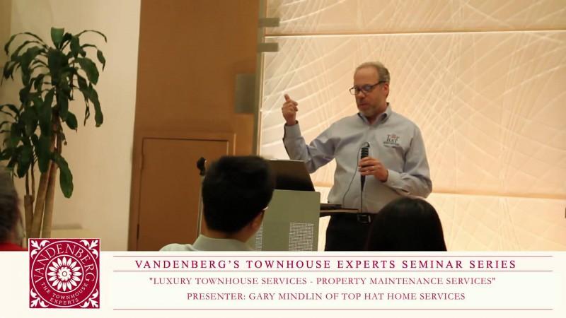 Townhouse Video: Property Maintenance Services