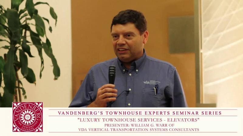 Townhouse Video: Townhouse Elevators