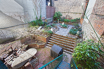 Garden of 340 East 77th Street Triplex