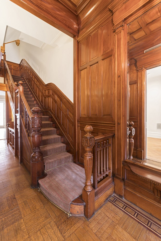 37 West 70th Staircase