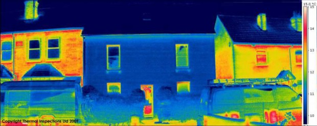 Passive-House-Thermal-Inspection