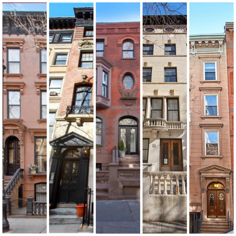 townhouses in new york