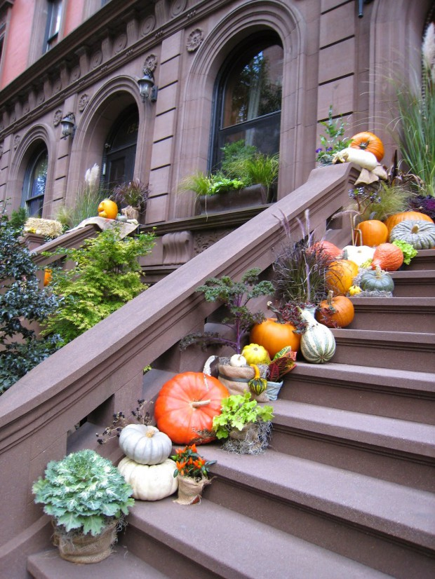 autum upper west side new york nyc FAll