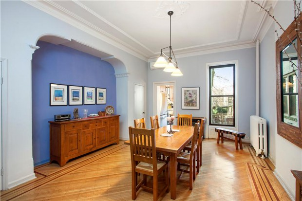 Dining Room: 410 Clinton Street