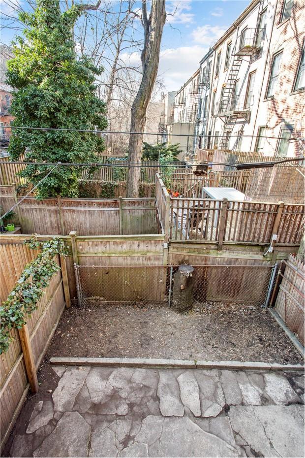 Garden: 410 Clinton Street