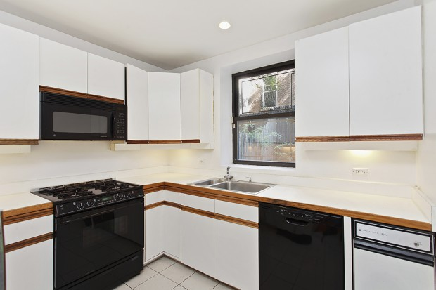 23 WEST 69TH STREET  kitchen