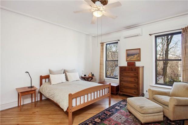 Master Bedroom: 410 Clinton Street
